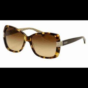 Coach Harper Brown Sunglasses